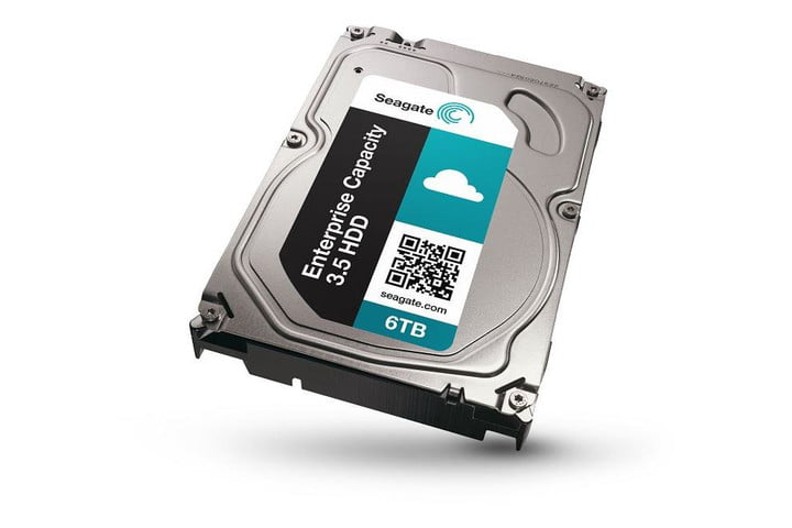 seagate releases a 6tb enterprise hard drive while taking shot at western digital