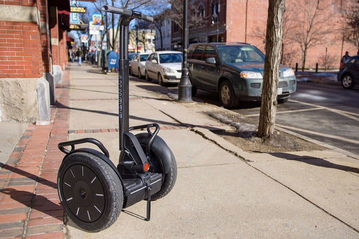 segway acquired ninebot street