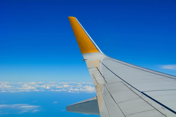 thanks nasa the space agency just developed an app to shorten your flight time self healing airplane wing