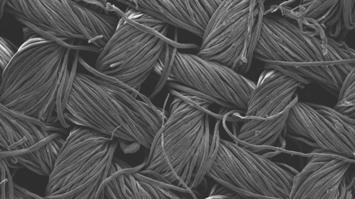 Nanostructure material makes clothing that cleans itself in the sun