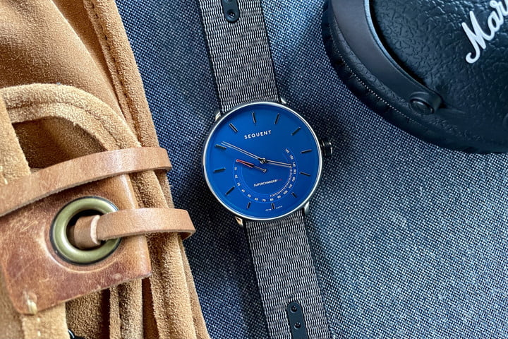 Sequent SuperCharger watch.