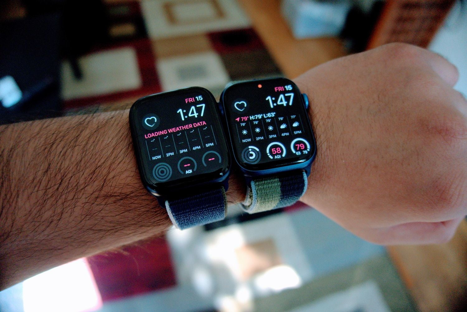 24 hours hands-on with the Apple Watch Series 7: Bigger is better
