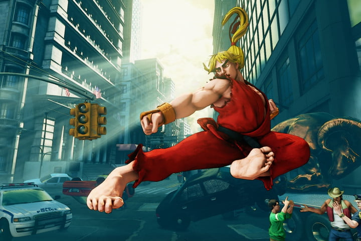 street fighter v launch modes and features announced sfvlaunch header