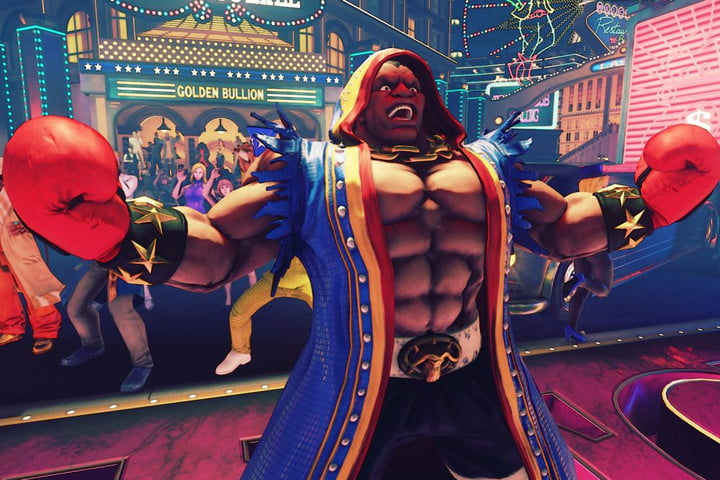 street fighter v will punish rage quitters with a badge of shame sfvrage
