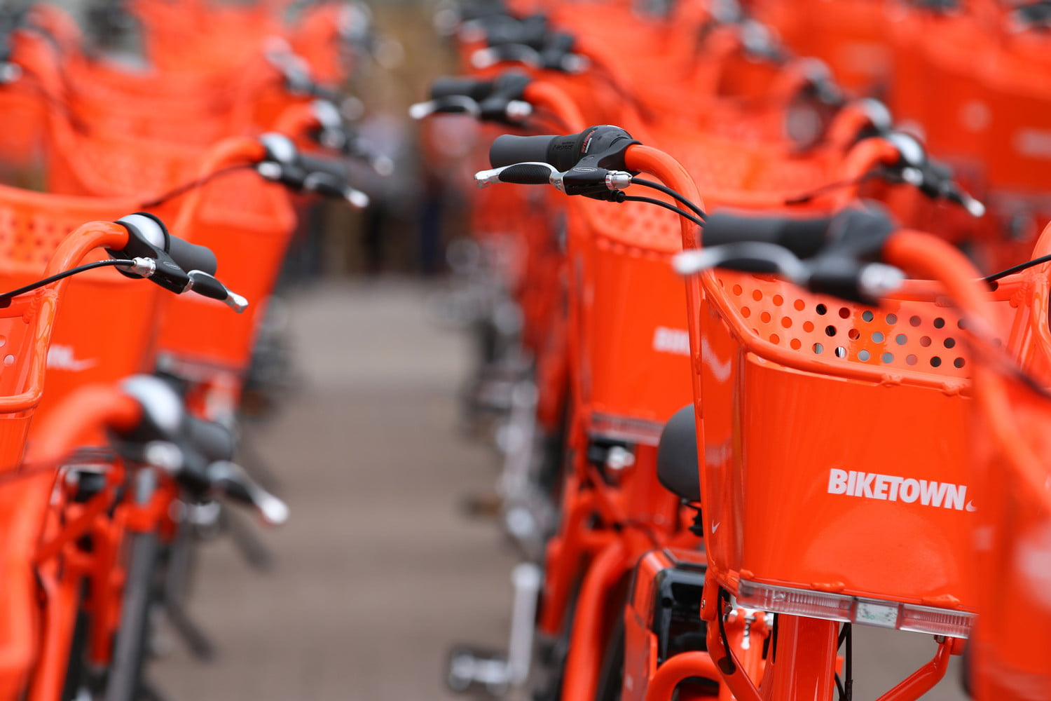 how technology is transforming cycling share the road  biketown