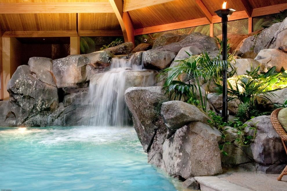 homes with their own shark tanks shehan pools 1