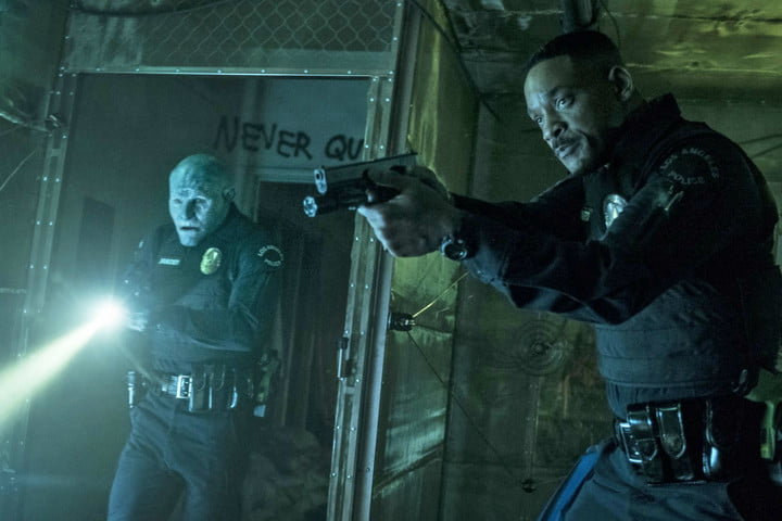 best new shows and movies to stream Bright Netflix
