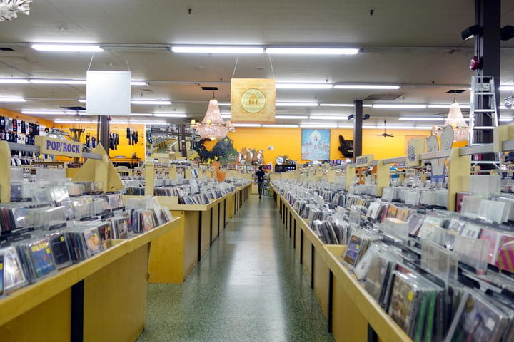 new music to be released globally on fridays record store