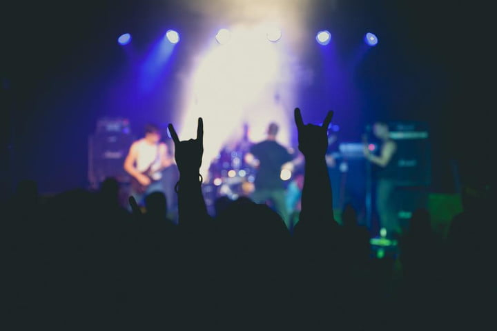 streaming music services drive live sales small concert