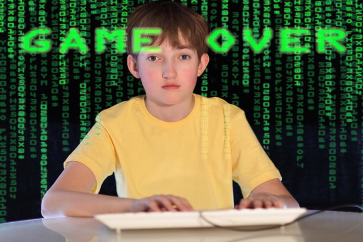 cant catch a hacker caught using gmail at home shutterstock 231280408