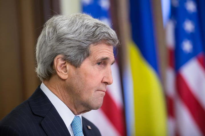 john kerry says china and russia are probably reading his emails shutterstock 250391185