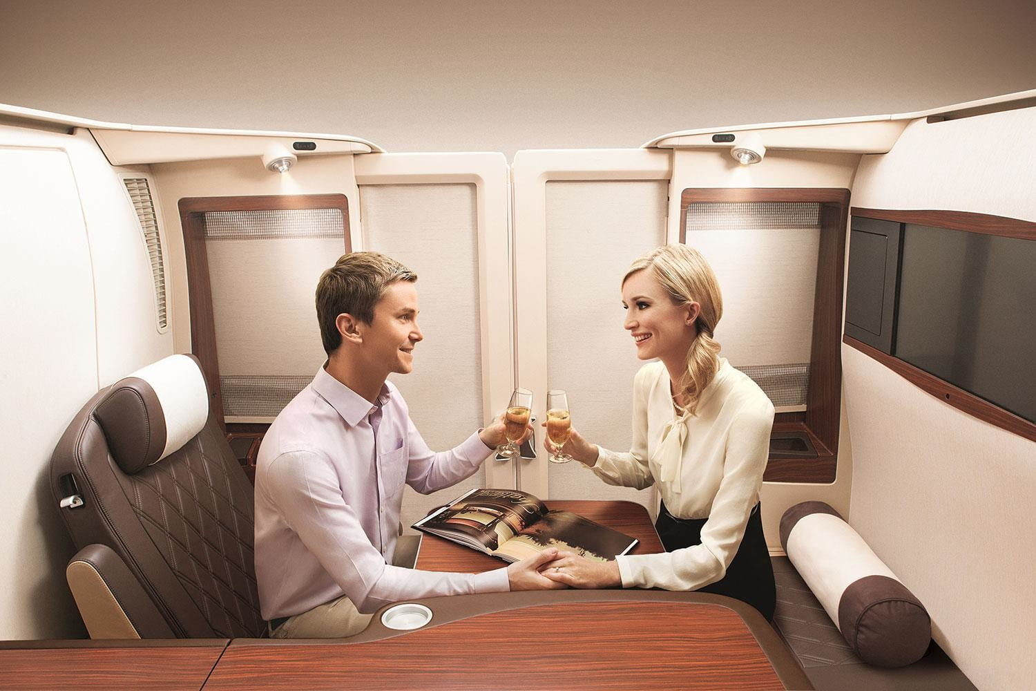 best first class airlines seats singapore airline suite 4