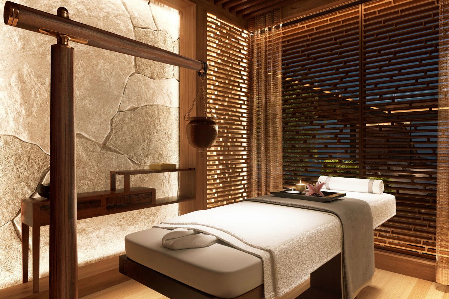 Sinot Nature spa bed