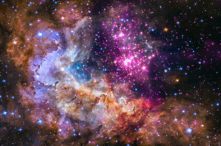 Hear the sounds of space with these Chandra sonifications