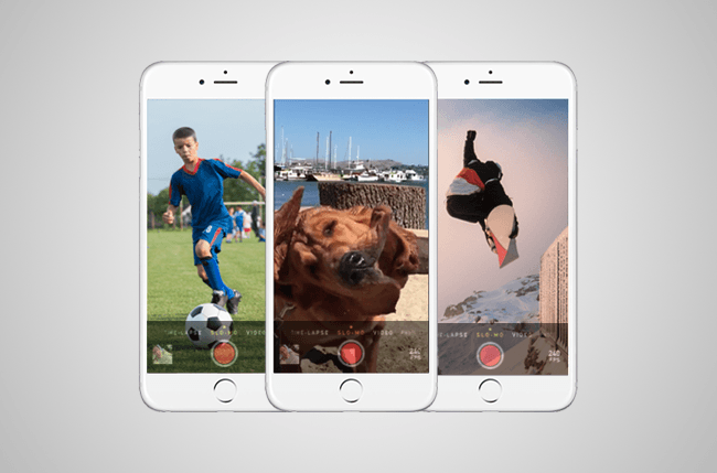 how to create slo mo video on an iphone 6 and plus tutorial copy