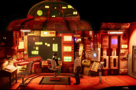 Harold Halibut impressions: Claymation brings a charming city to life
