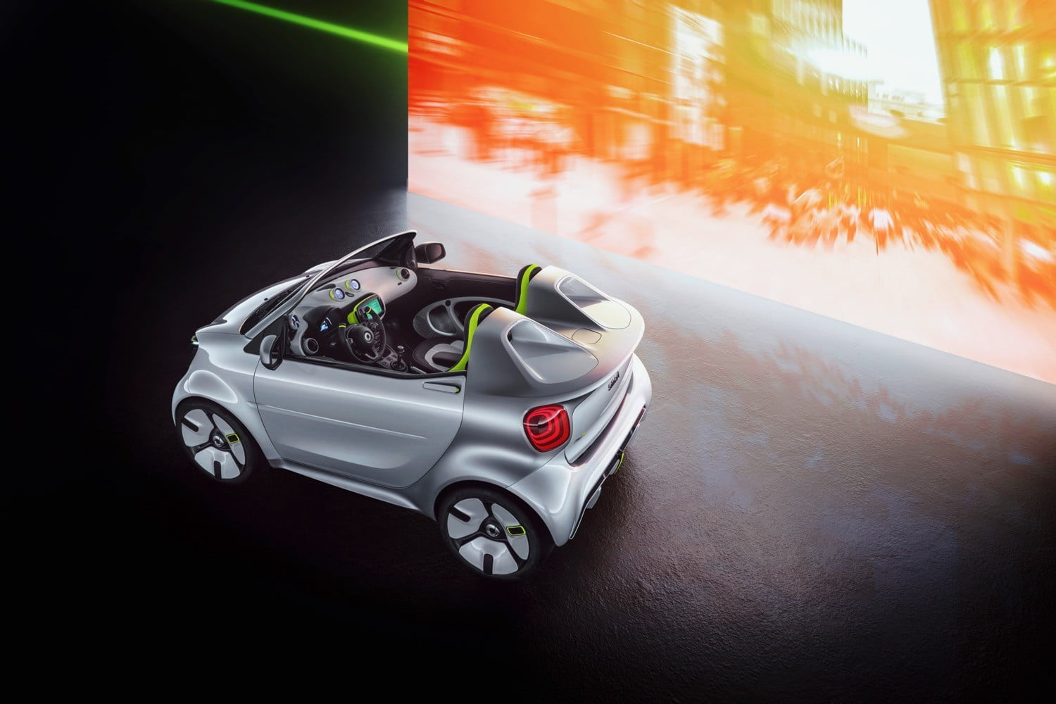 Smart Forease concept