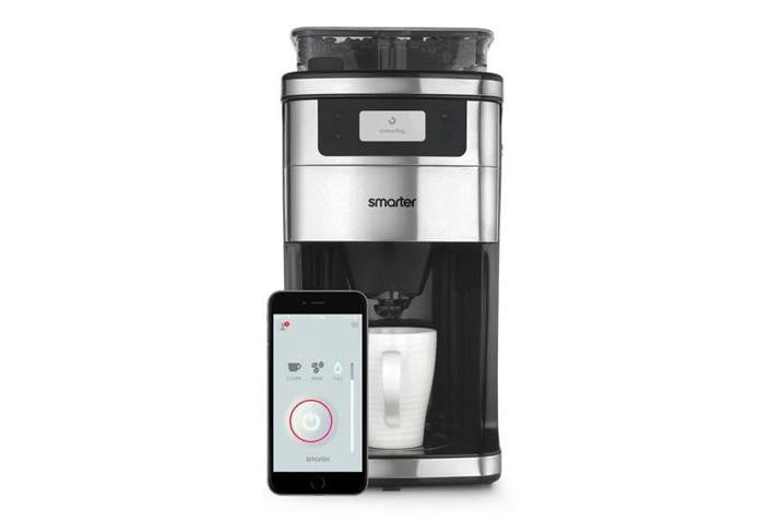 smarter wifi coffee machine connected