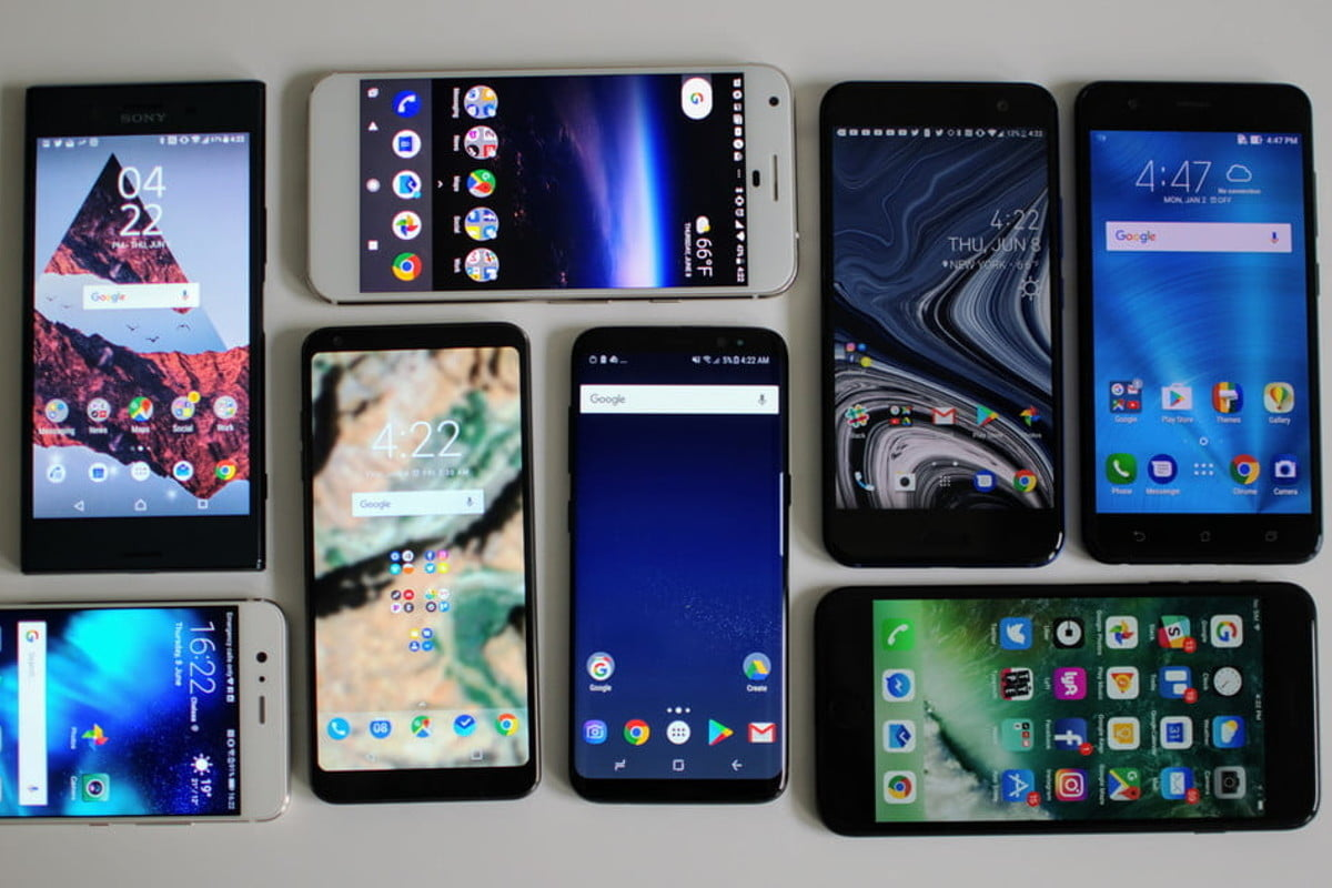 How to Choose a Smartphone by Brand, Carrier, or Features | Digital Trends
