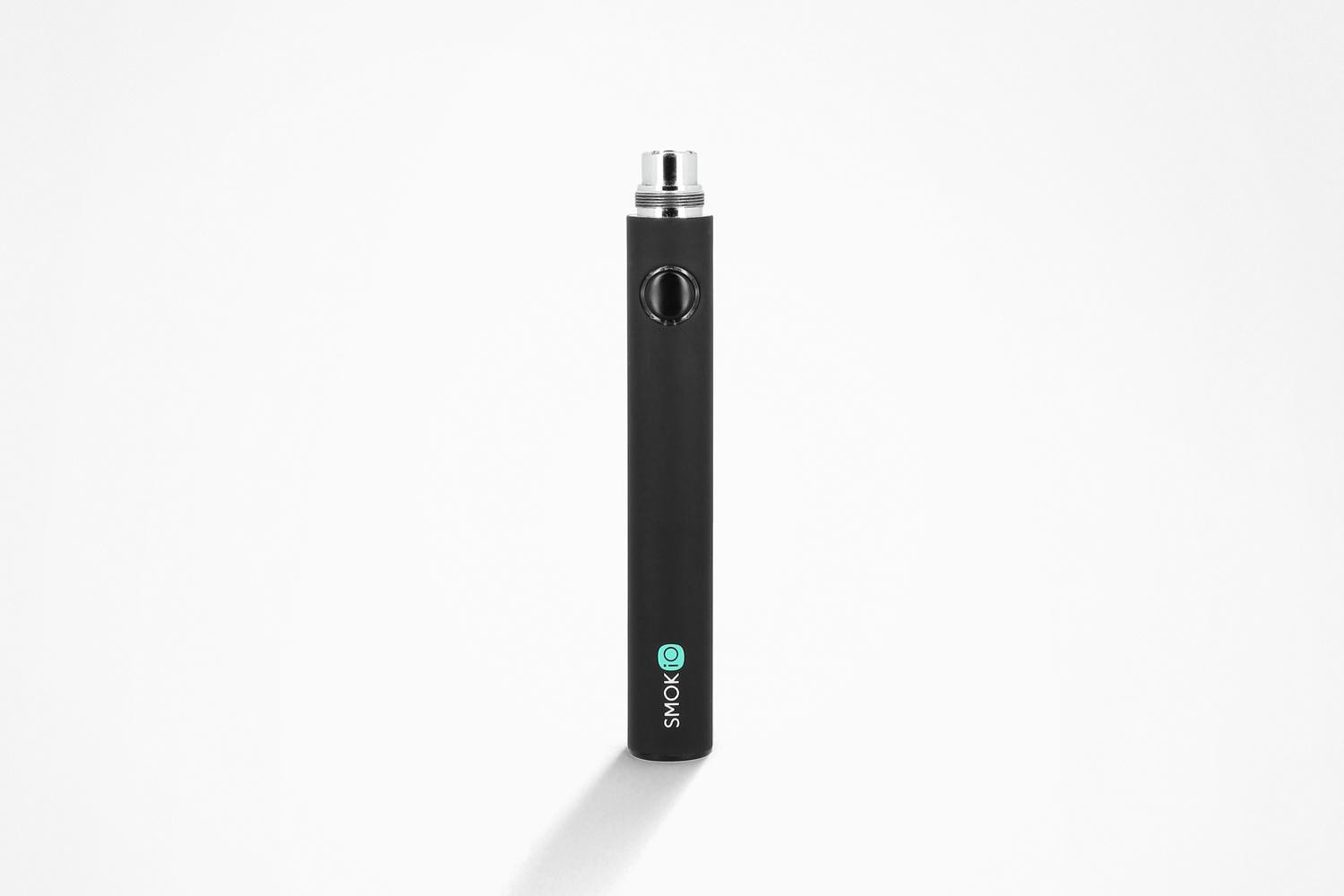 Smokio-P1_batt_mini_black_front