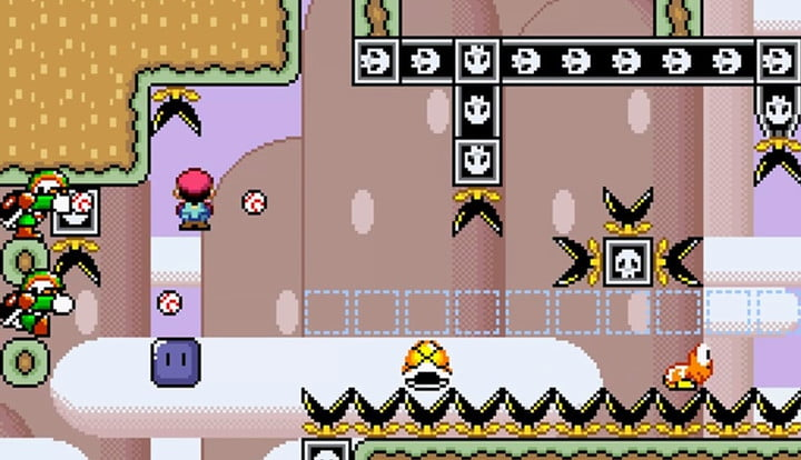 nintendo targets speedrunners with youtube copyright claims smw header