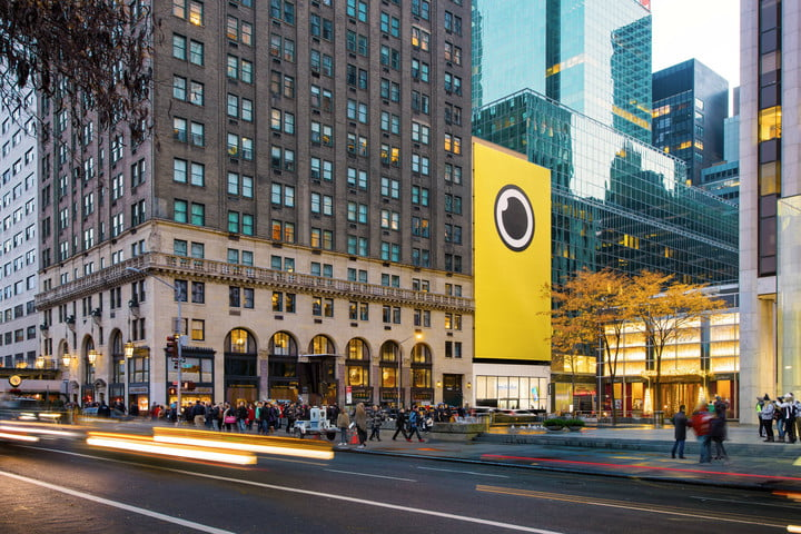 snapchat snap ipo highlights spectacles pop up store nyc