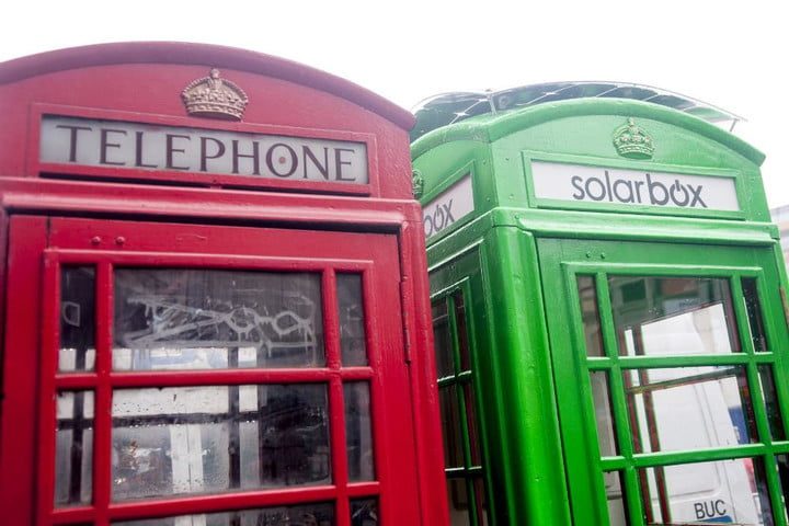 londons iconic phone kiosks find new lives handset charging stations solarbox booth