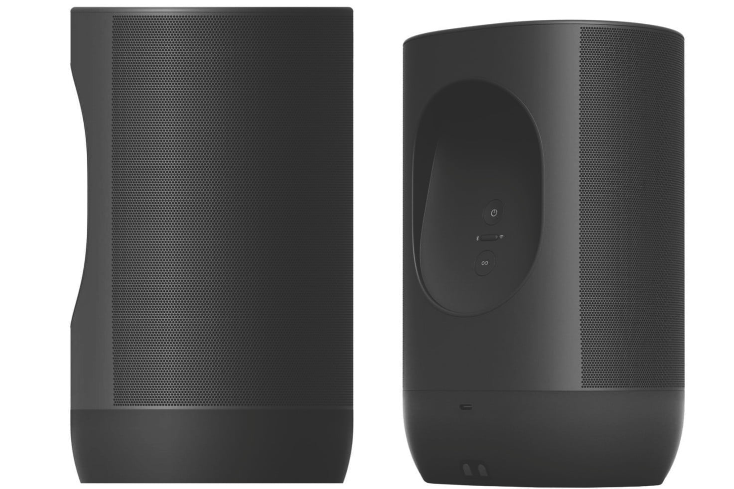 sonos first bluetooth speaker move side angle2