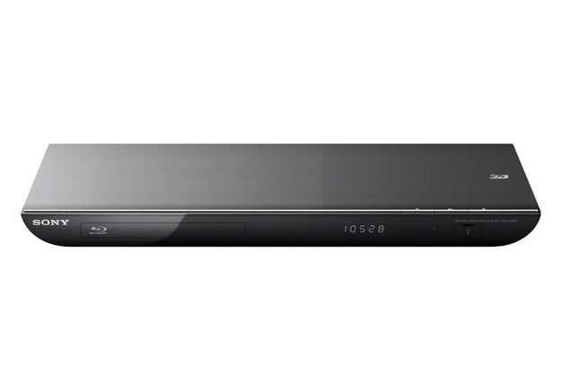 Sony BDP S590 review blu ray dvd player upscaling