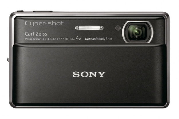 Sony Cyber-shot DSC-TX100V Front Closed