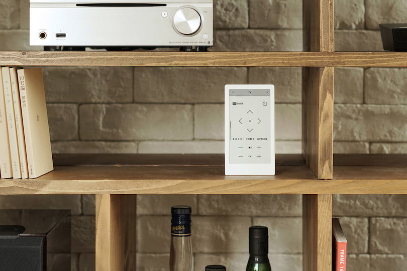 sony huis universal remote e ink 7
