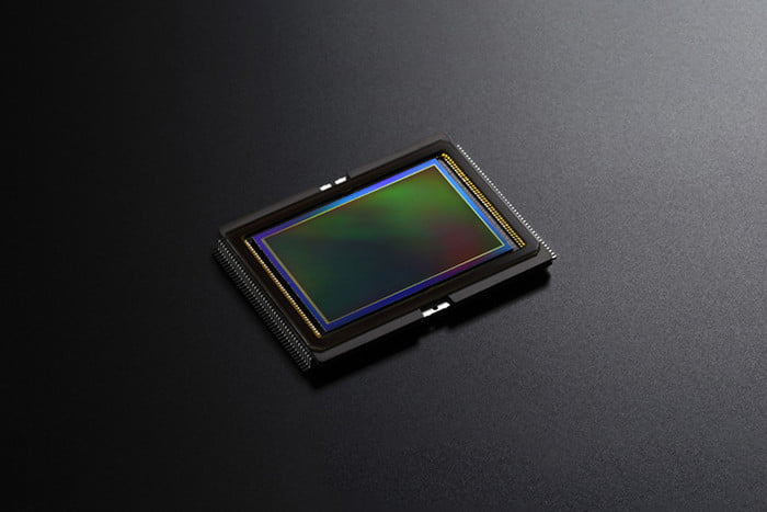 sony research on chip polarization filter image sensor