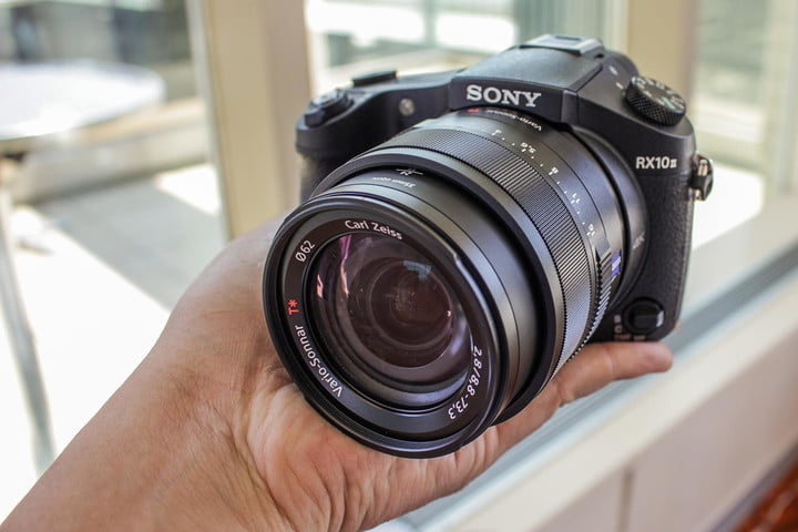 sony rx100 iv rx10 ii news specs hands on front 2