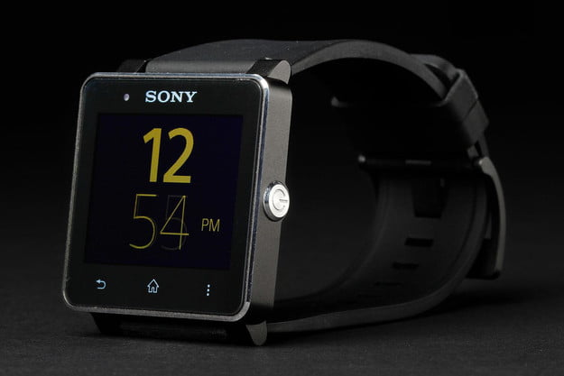 Sony SmartWatch 2 front right