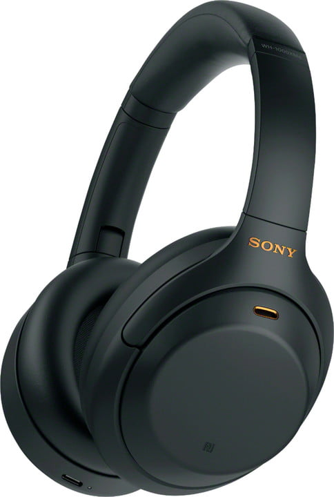 Sony WH-1000XM4 Wireless Noise-Cancelling Over-the-Ear Headphones.