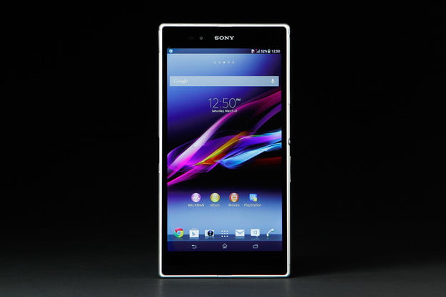 Sony-Xperia-Z-Ultra-screen-front