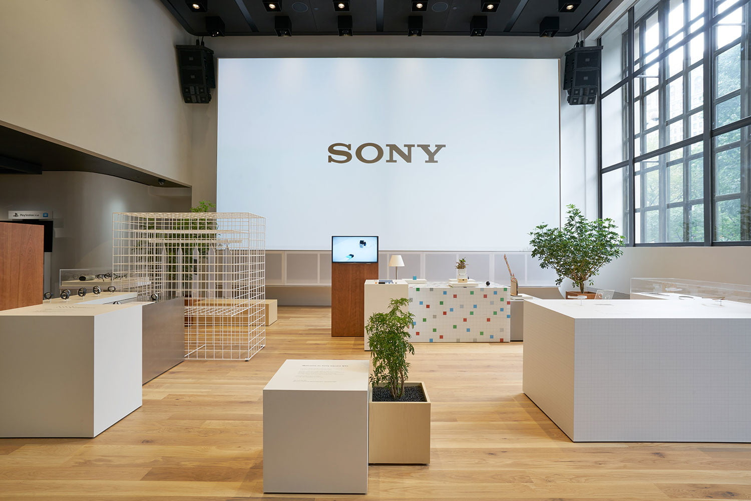 sony space nyc shows the best gadgets of today 02