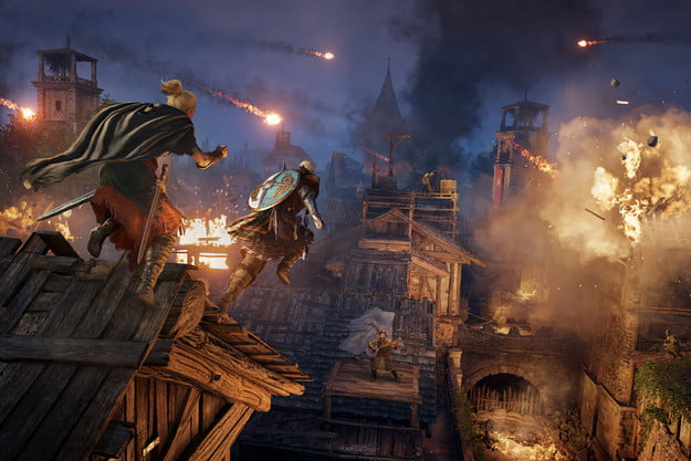 Assassin's Creed Valhalla Siege of Paris review: Everything is the same