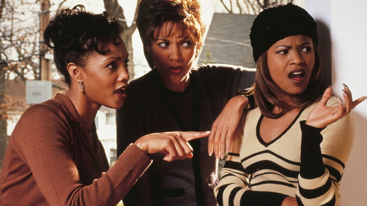 The cast of Soul Food.