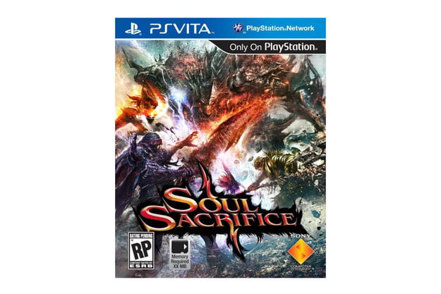 soul sacrifice review cover art
