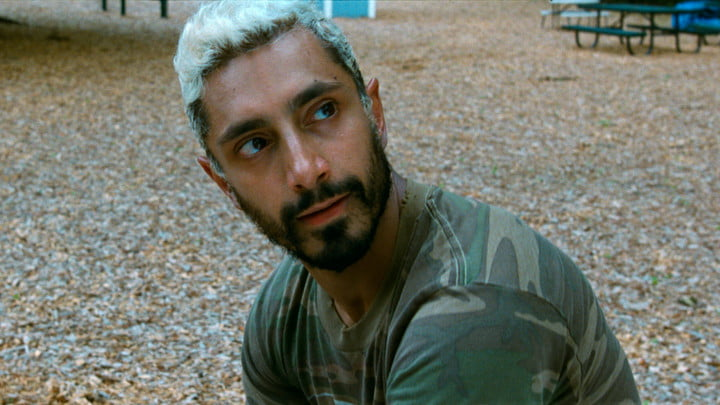Riz Ahmed in Sound of Metal, on Amazon Prime Video