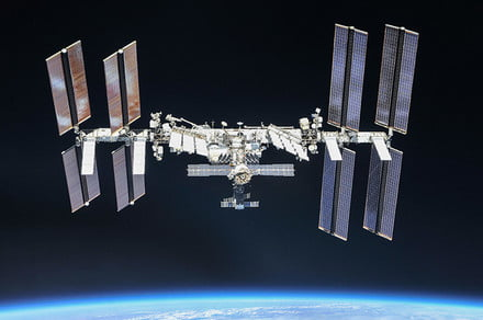Check out the stunning view this ISS astronaut has from his 'bedroom'