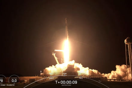 SpaceX successfully launches the first all-civilian crew to space
