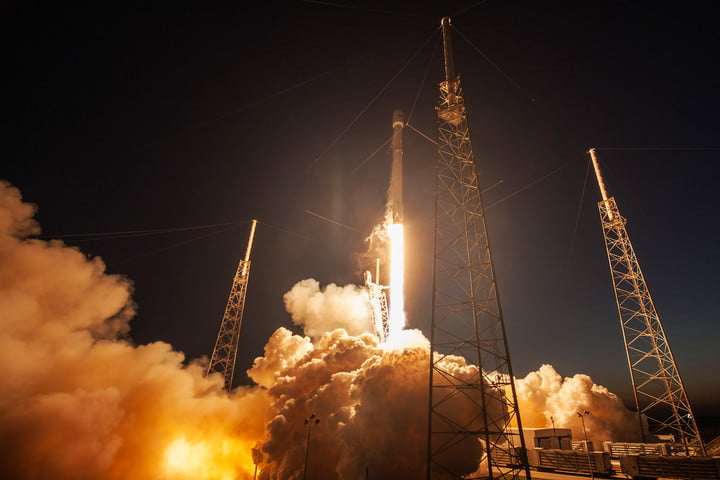 spacex fcc application global wifi gigabit usa ses 9 launch