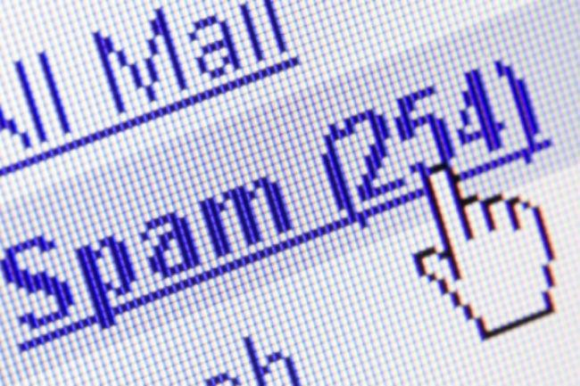 what makes people click on spam