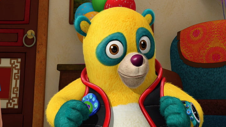 Special Agent Oso on Disney+