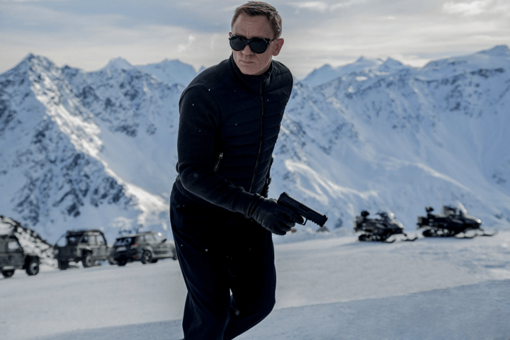 hulu launches 4k streaming spectre snow scene