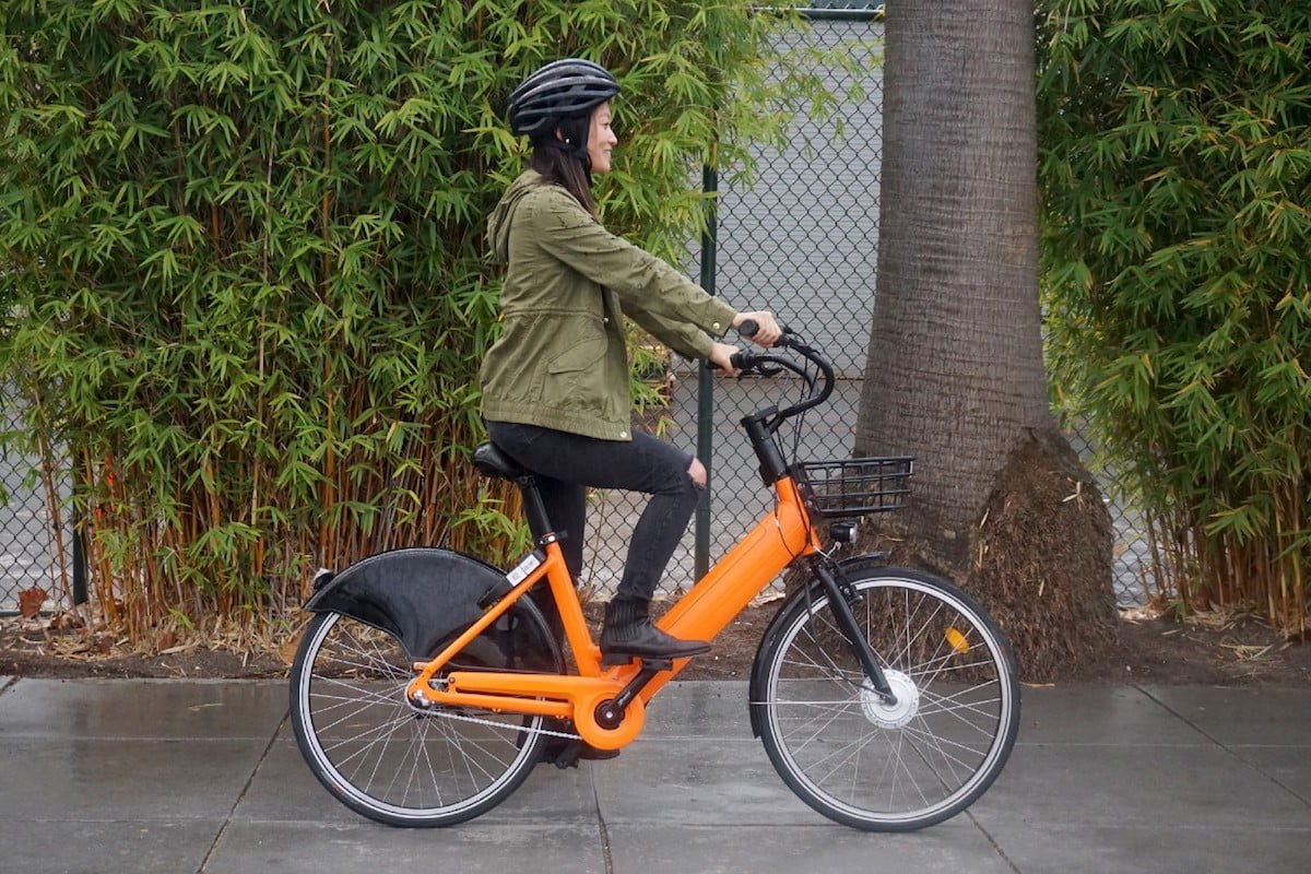 Spin ebikes