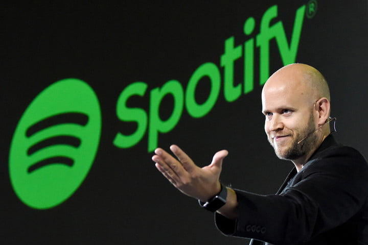 Spotify IPO CEO