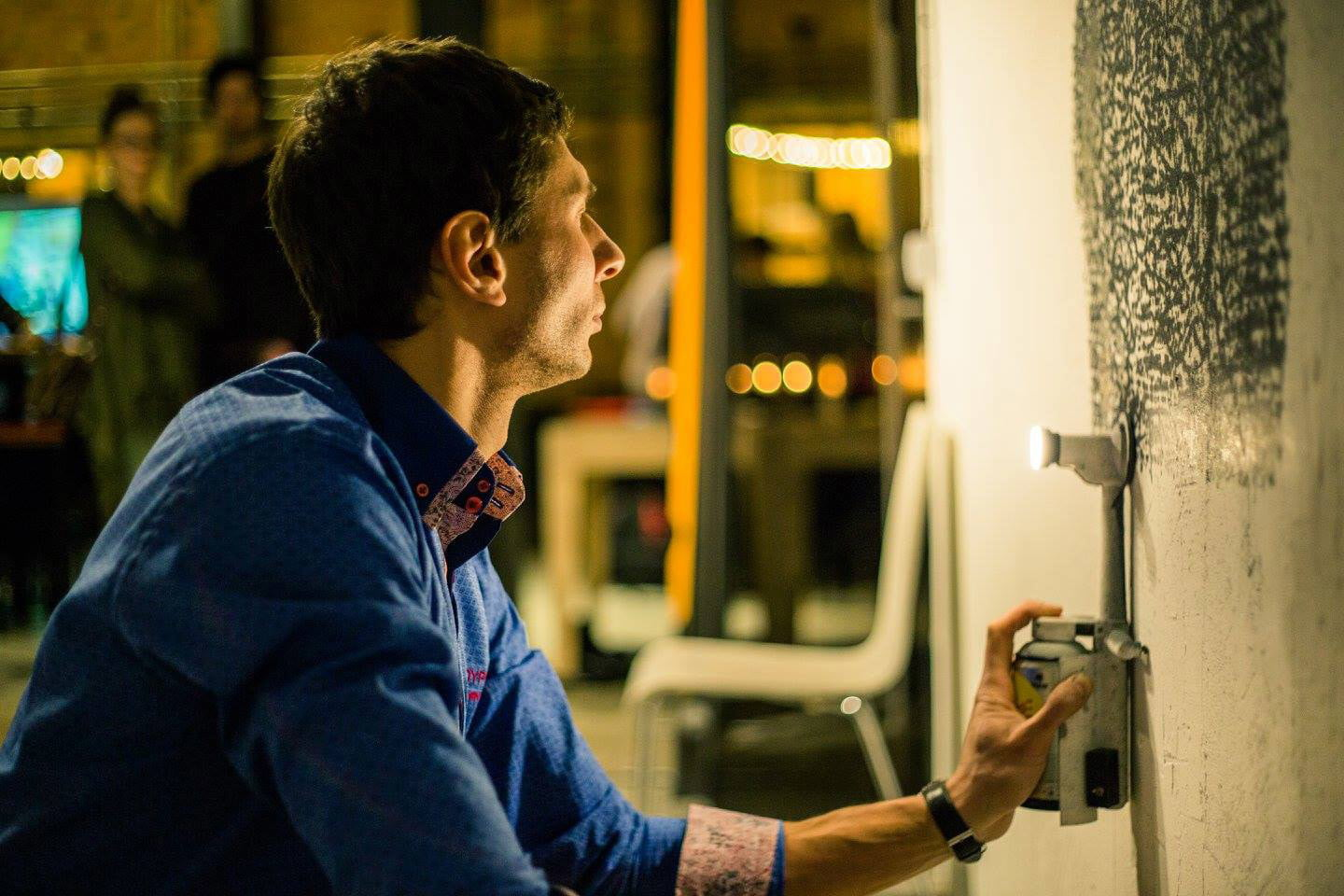 the sprayprinter makes graffiting your wall easy 3